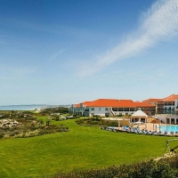 hotels portugal praia d el rey golf beach resort
