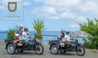Madeira Sidecar & Private Cruise (1 Day)